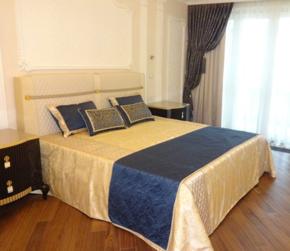 Идеальное сочетание итальянкой мебели с нашими тканями
