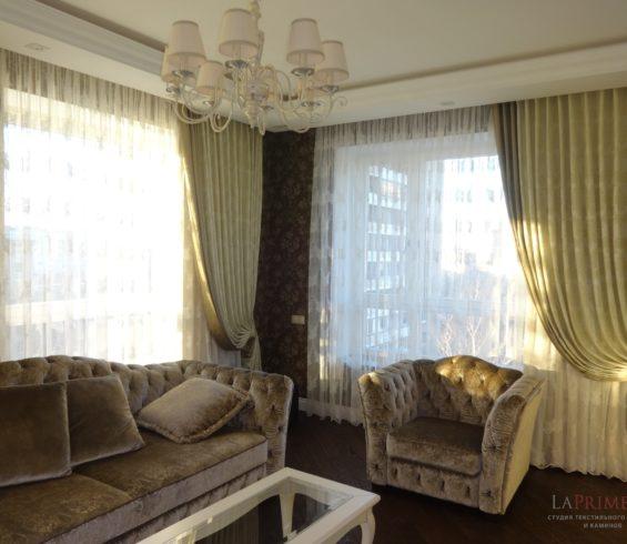 гостиная Damasc