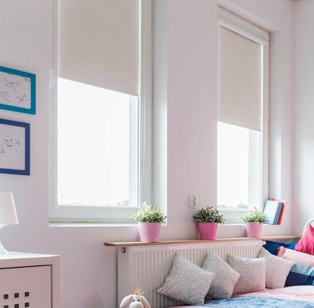 Рулонные шторы Uni для детской
